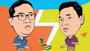 Saling Sindir Kubu Jokowi Vs Prabowo Lewat Lagu