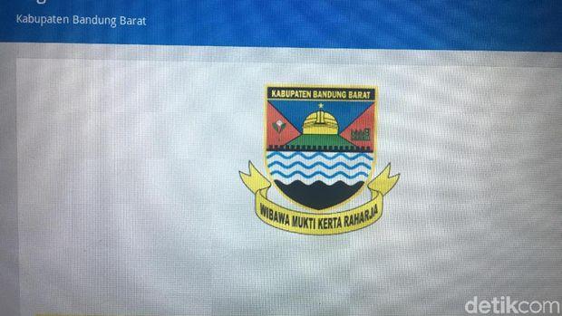 Ini logo Bandung Barat yang benar