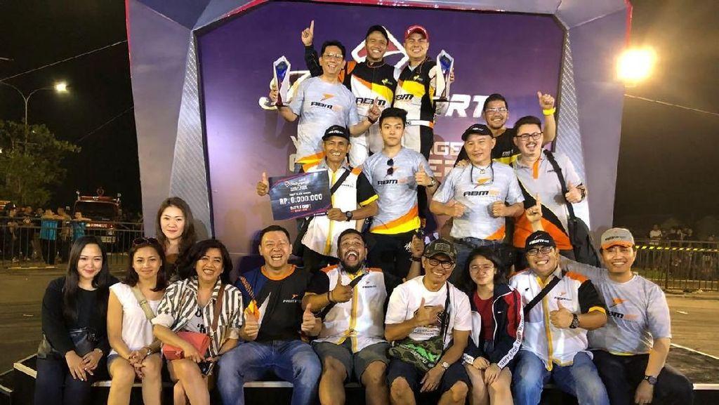 Tampil Oke di Battle Drift, ABM Motorsport Pede Hadapi ISSOM Seri Kelima