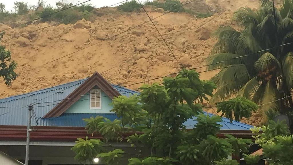 3 Orang Tewas Akibat Tanah Longsor Dipicu Hujan Lebat di Filipina