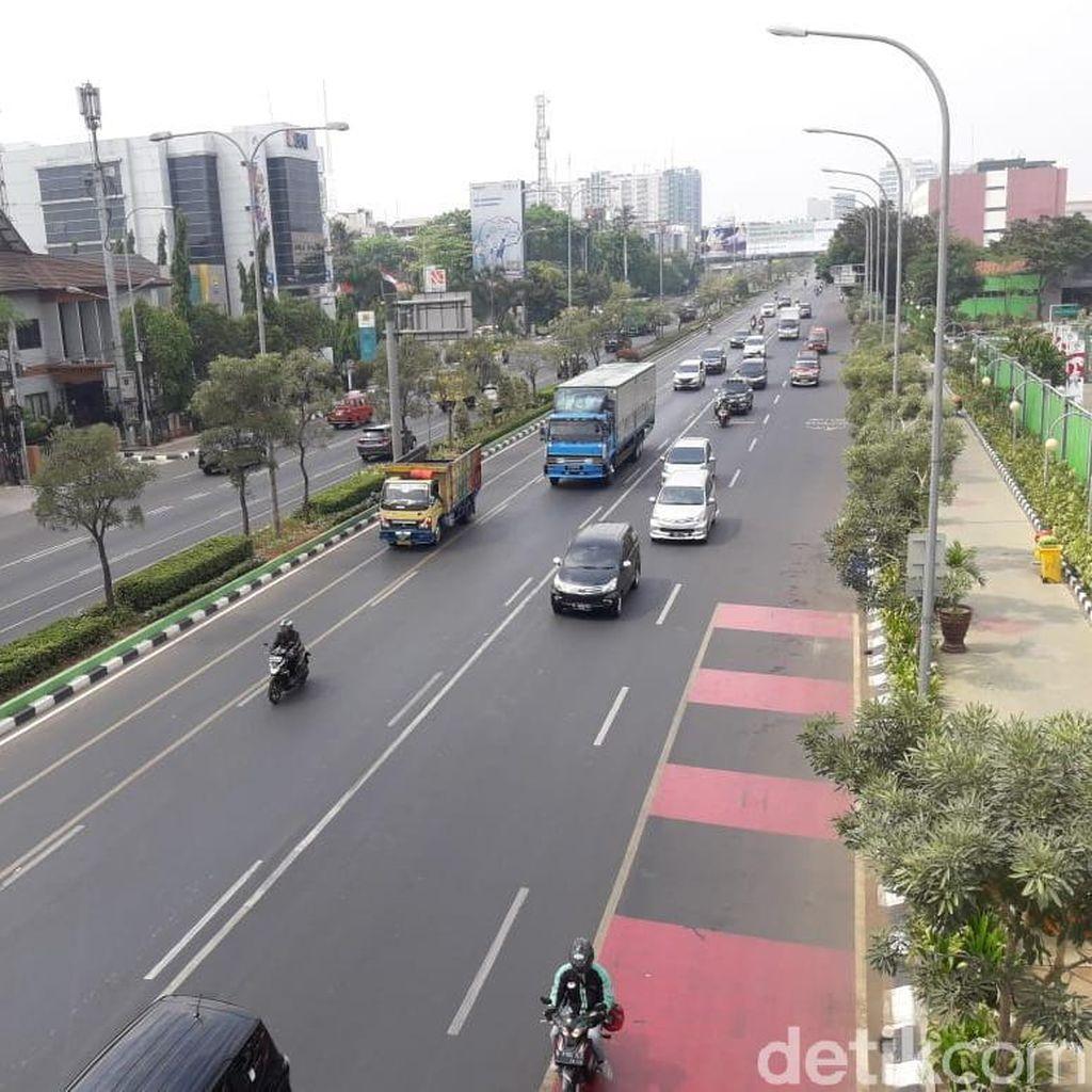 Ada Pawai Sambut Wali Kota, Jl Ahmad Yani Bekasi Ditutup Pukul 18.00