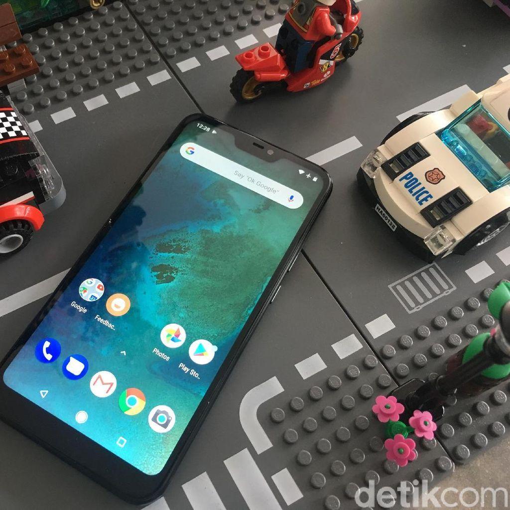 Xiaomi Kenalkan Mi A2 dan Mi A2 Lite dengan Harga Terjangkau