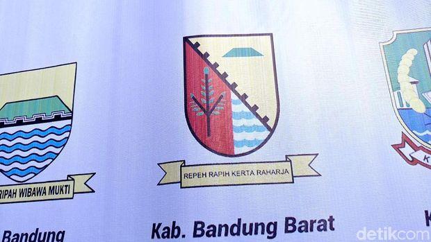 Logo Bandung Barat salah, ini logo Kabupaten Bandung