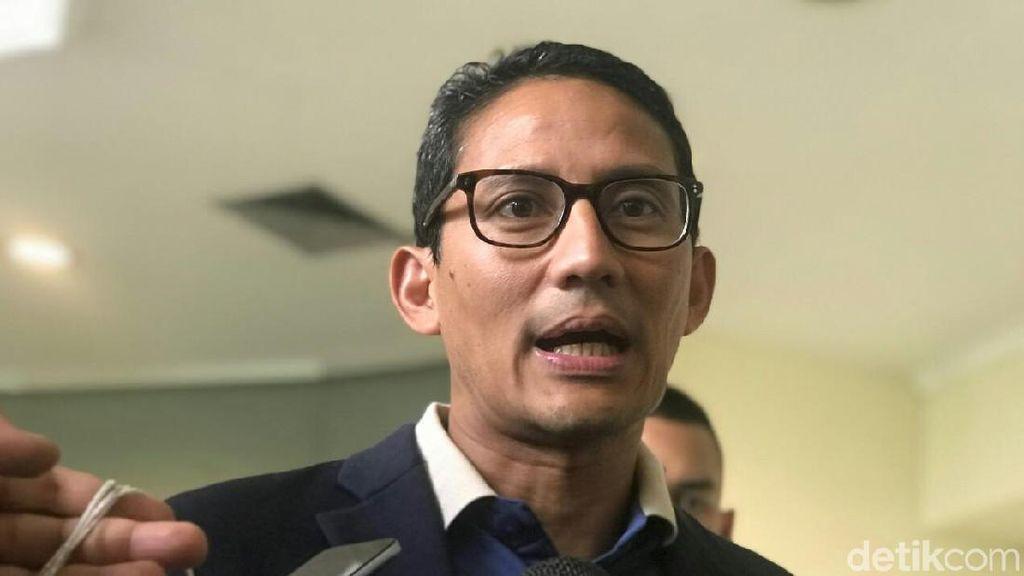 Rencana Prabowo-Sandi Usai Ambil Nomor Urut Pilpres 2019