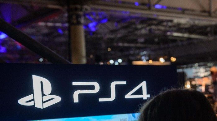 Sony mulai menggarap konsol penerus PS4 (Foto: Jens Schlueter/Getty Images)