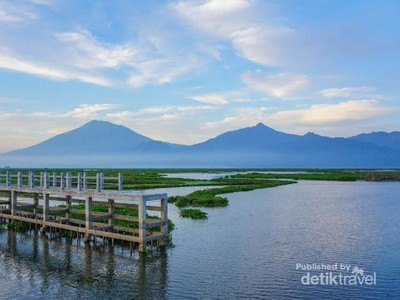 Foto: Rawa Pening Before-After Kemarau, Cantik Mana?
