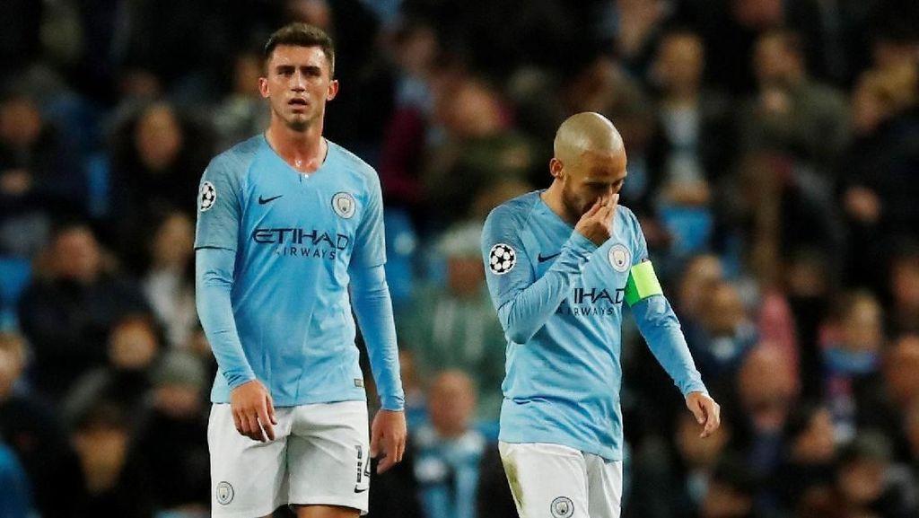 Sejarah Tak Mendukung City Juara Liga Champions