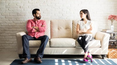 Curhatan Kreatif Istri ke Suami dalam Komik