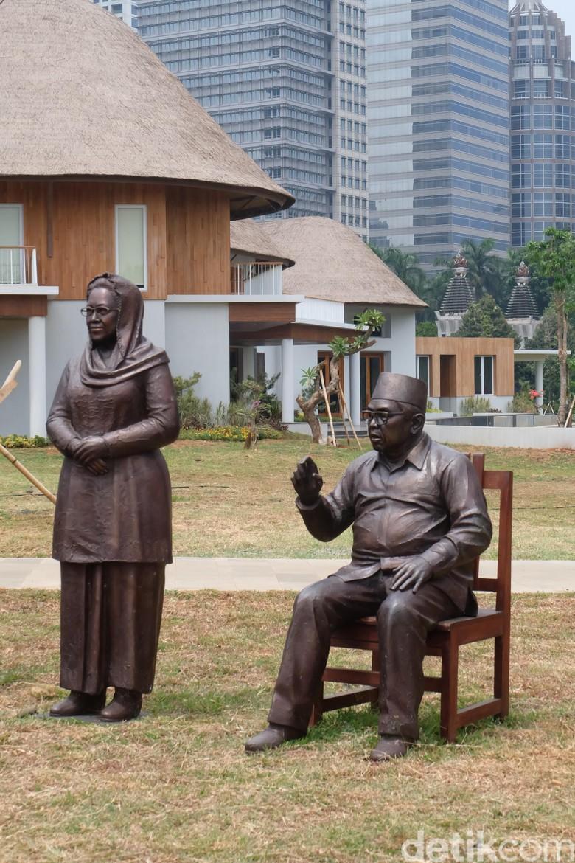 Cerita Purjito Didatangi Gus Dur dan Soeharto saat Bikin Patung Presiden Foto: Tia Agnes/ detikHOT