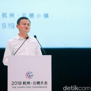 Pesan Jack Ma Kepada Para Wanita Agar Berani Jadi Pemimpin