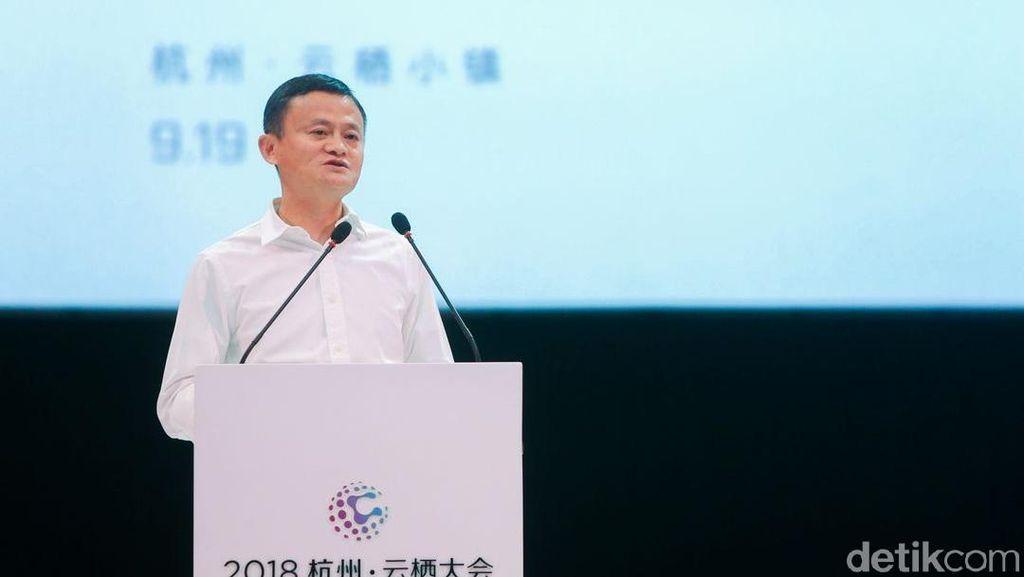 Jack Ma Bersyukur Pernah Jadi Guru, Kenapa?