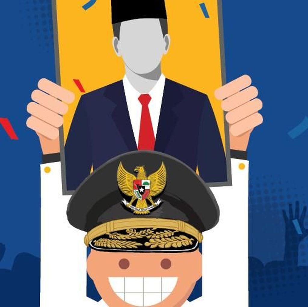 Ini Aturan Kepala Daerah yang Jadi Tim Kampanye Capres-Cawapres