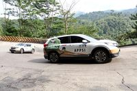 Jelajah Nusantara 21.000 Km Bareng All New CR-V Turbo Sambangi Padang
