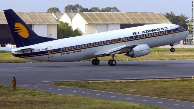 Jet Airways/Foto: (CNN)