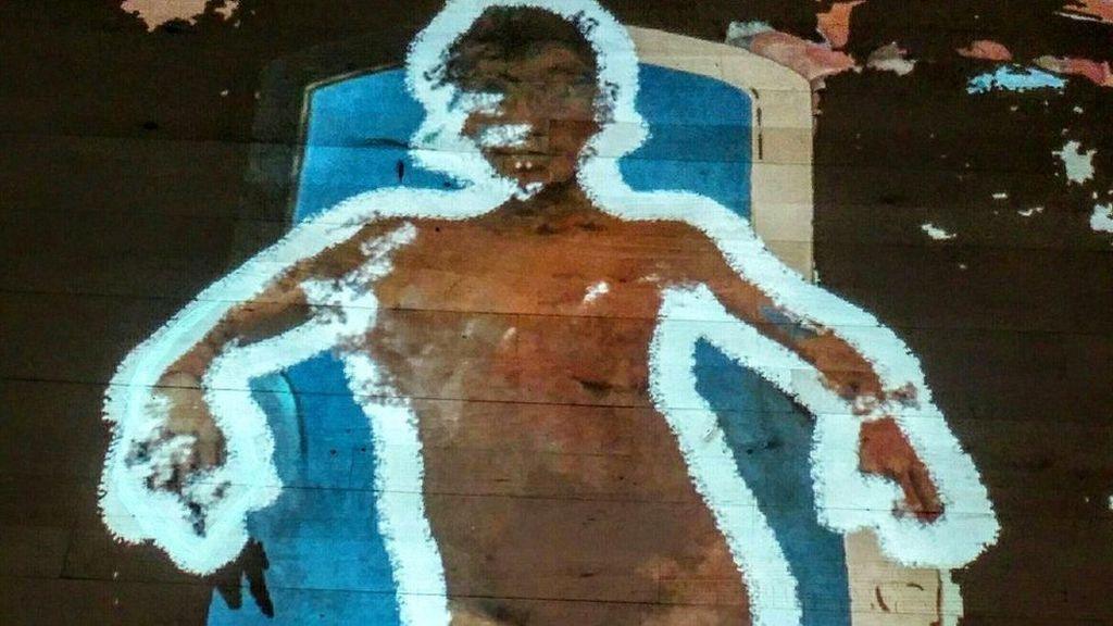 Seniman RI Tampilkan Anak Jawa Korban Pelukis Gauguin di London