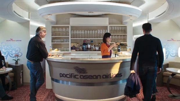 Bikin Pesawat Jadi Tantangan Teddy Setiawan di 'Crazy Rich Asians'