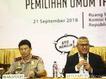 KPU Tetapkan Daftar Caleg 2019, PKB-NasDem Terbanyak