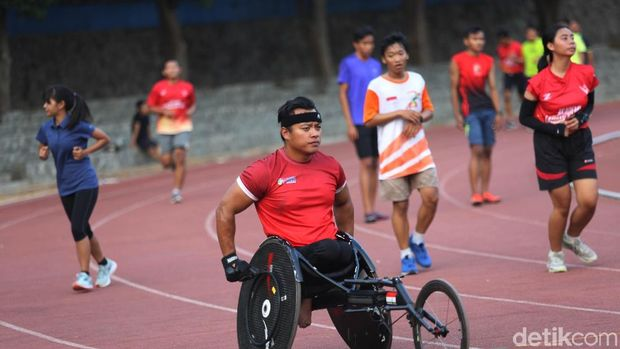 Kisah Doni Yulianto, Atlet Penyandang Disabilitas alasannya Polio