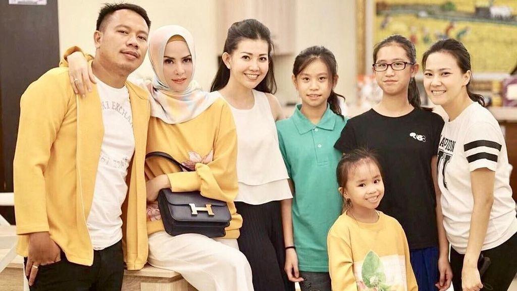 Angel Lelga Didiuga Lakukan KDRT, Keluarga Vicky Prasetyo Buka Suara