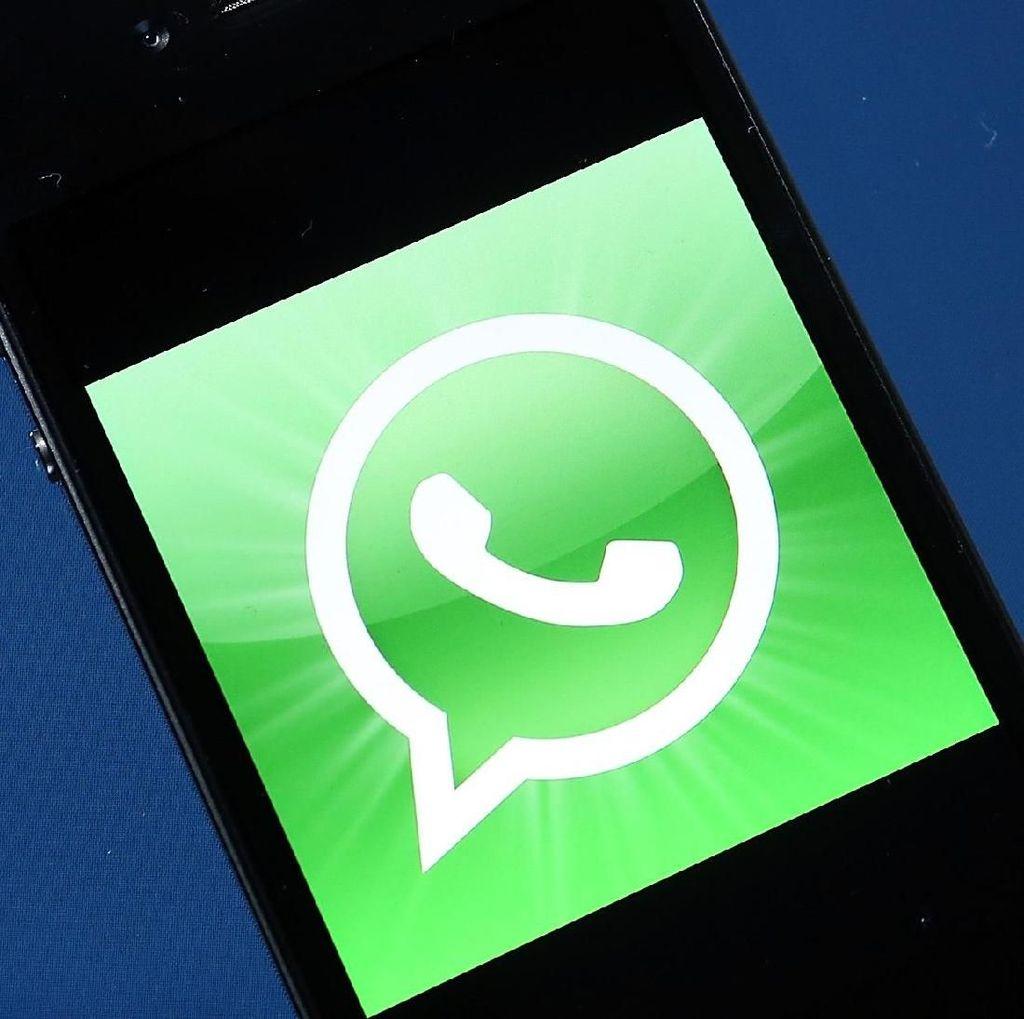 Pesan Forward WhatsApp: Juli Dilabeli, Kini Dibatasi