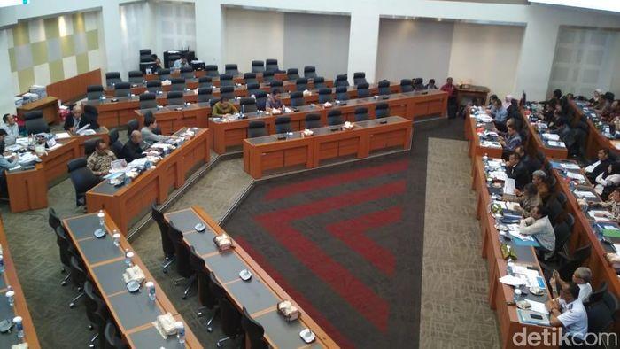 Banggar DPR dan Pemerintah Lanjut Bahas Defisit APBN 2019