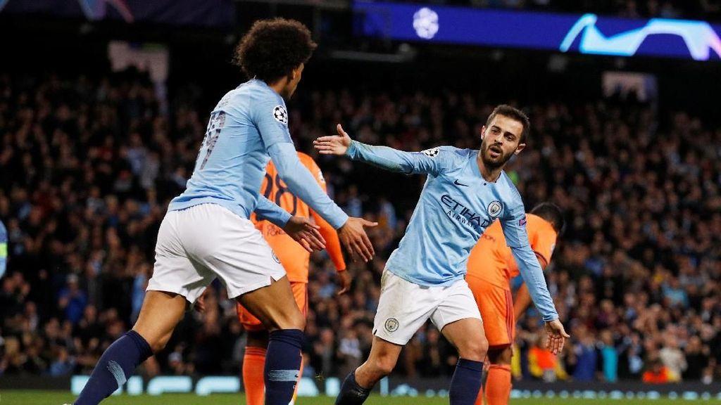 Silva: City Bukan Favorit Juara Liga Champions