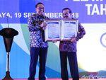 Jatim Raih Empat Penghargaan dari Top 99 Inovasi Pelayanan Publik