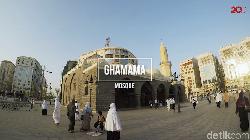 Masjid Ghamamah dan Riwayat Hujan Pada Masa Paceklik di Madinah