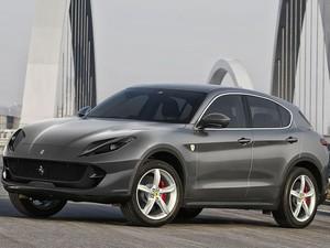 SUV Pertama Ferrari Resmi Dipanggil Purosangue