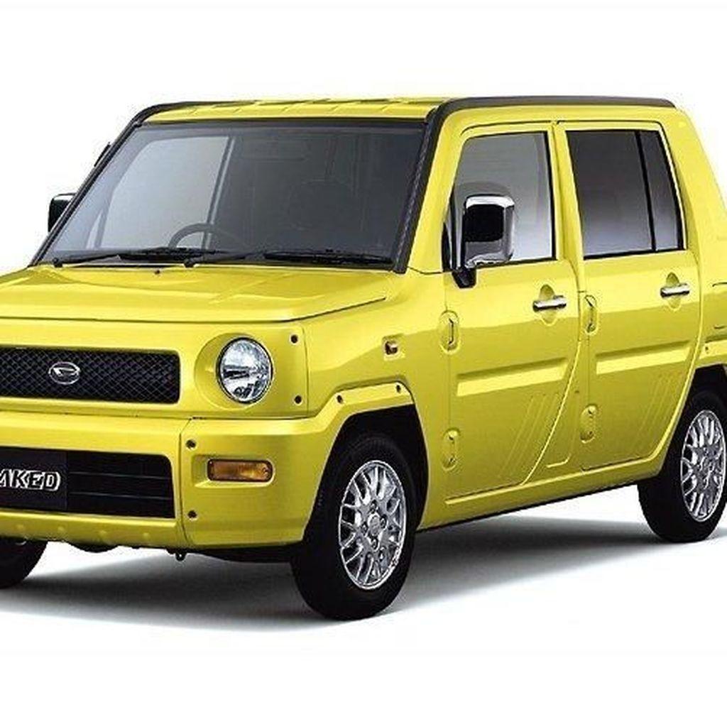 Ini 10 Mobil Bernama Aneh