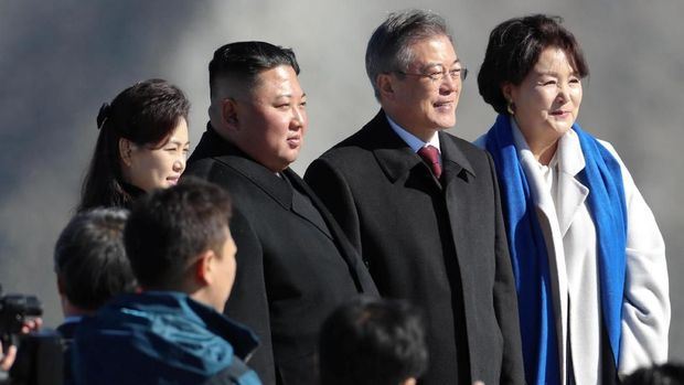 Korea Selatan dan Korea Utara sudah menyatakan ikut bidding Olimpiade 2032.
