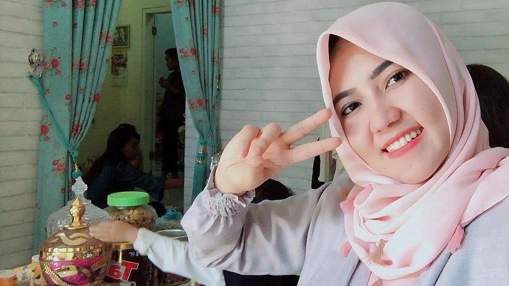 Via Vallen Belajar Banyak dari Bocah Penjual Agar-agar di Palestina
