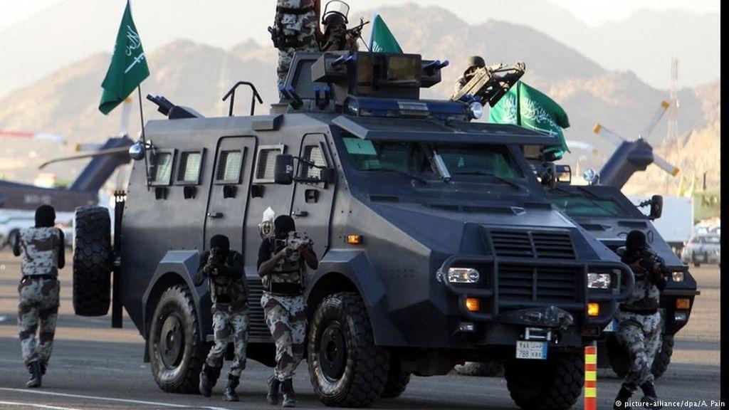 Pemerintah Jerman Setujui Ekspor Senjata ke Arab Saudi dan UEA