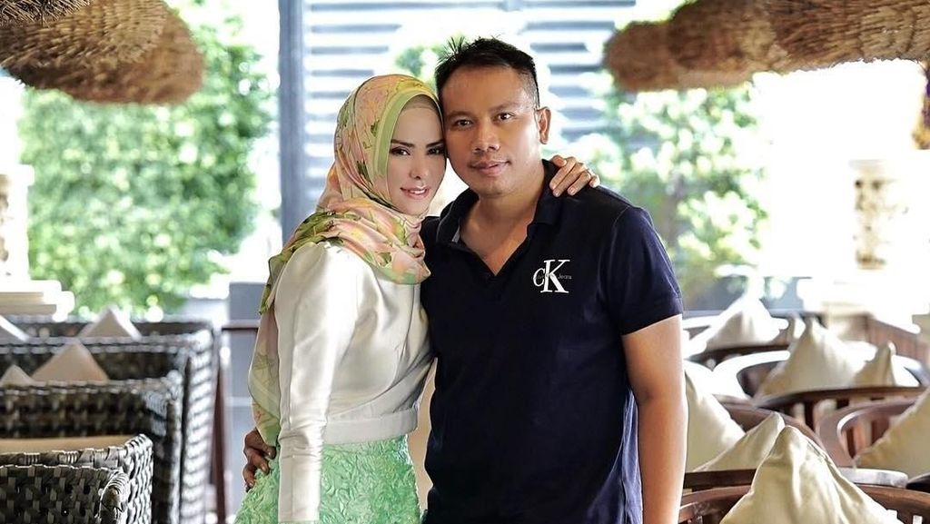 Sudah Feeling, Pernikahan Vicky-Angel Lelga Nggak Sampai Ganti Tahun
