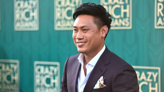 Sutradara Crazy Rich Asians Jon M. Chu membuat film pendek pakai iPhone XS Max (Foto: Alberto E. Rodriguez/Getty Images)