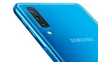 Galaxy A7 (2018): Tiga Kamera Belakang, Sensor Fingerprint Samping