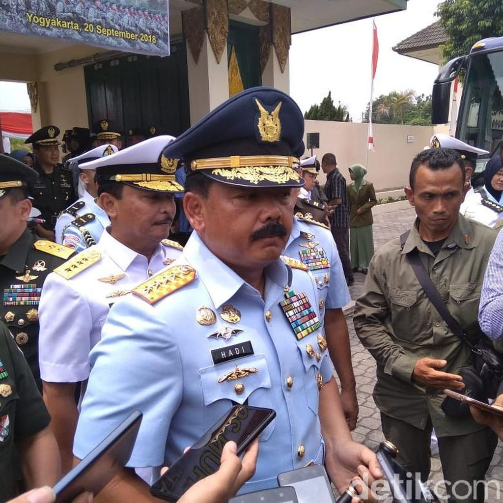 Panglima TNI: Nobar Film G30S/PKI Itu Hak Warga Negara