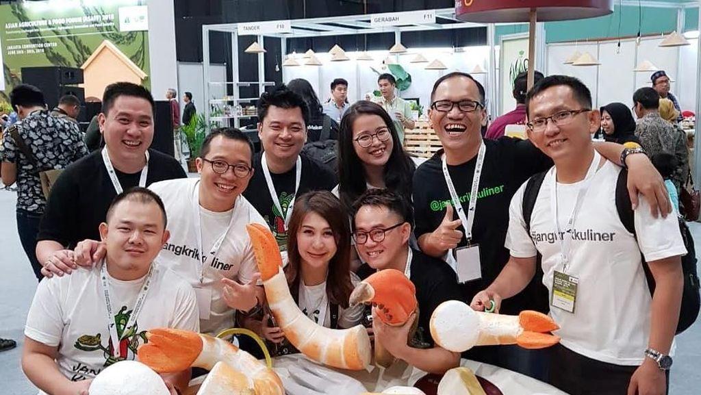 Keren! 5 Komunitas Kuliner Ini Punya Ribuan Anggota