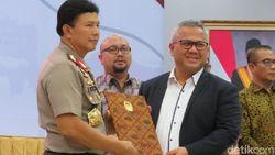 452 Personel Polri Siap Amankan Prabowo-Sandi dan Jokowi-Maruf