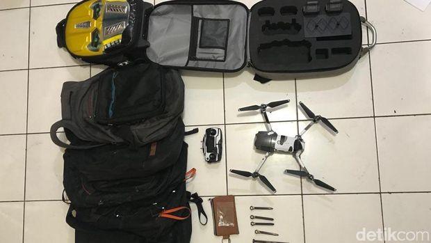 Dede 'Idol' Terancam 7 Tahun Penjara di Kasus Pencurian Drone