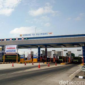 Tol Palembang Indralaya Mulai Berlakukan Tarif Baru