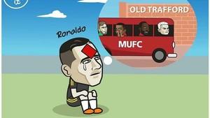 Tangisan Ronaldo Jadi Bahan Candaan