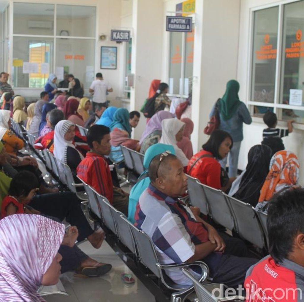 BPJS Masih Nunggak Rp 10 M ke RSUD Banjarnegara