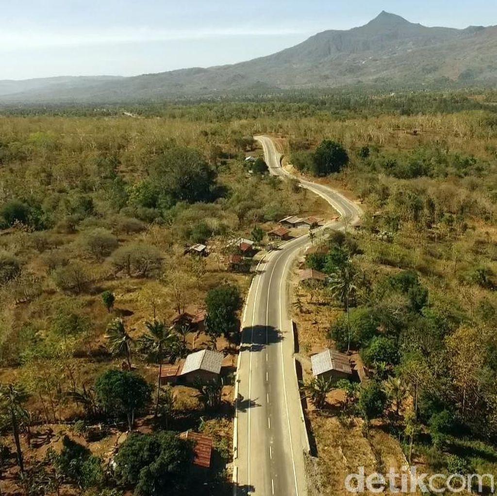 Seluruh Jalan Perbatasan di NTT 179 Km Sudah Beraspal
