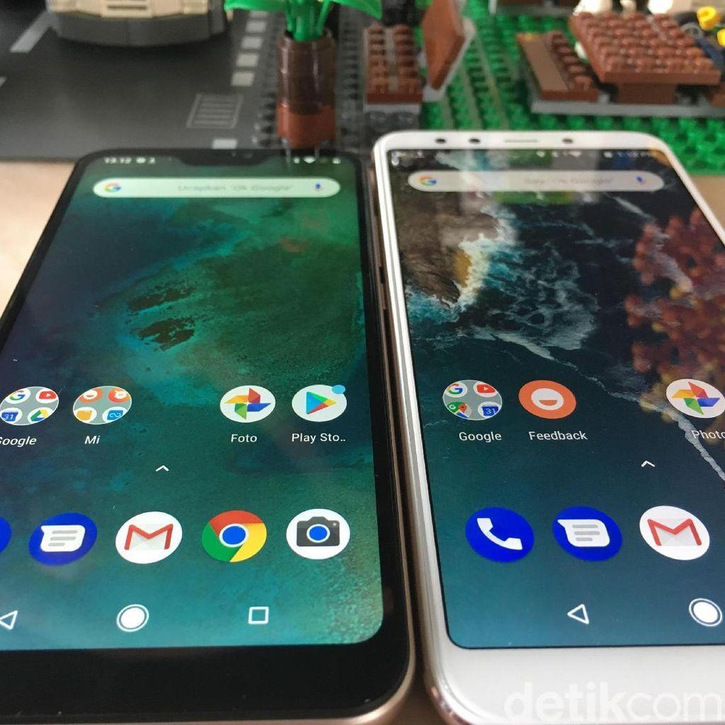 Lebih Intim dengan Xiaomi Mi A2 dan Mi A2 Lite