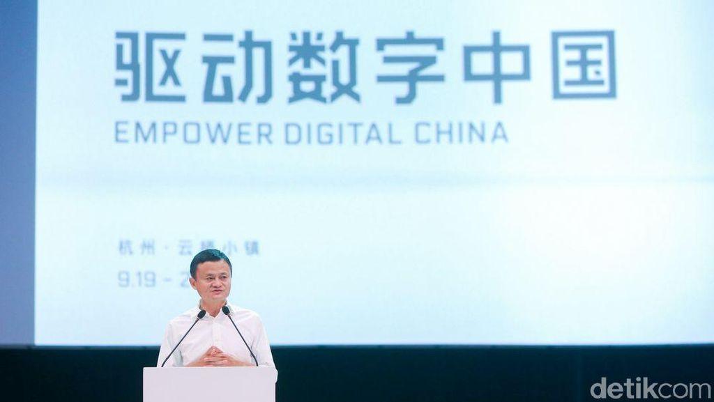 Jack Ma Batalkan Janjinya Pada Donald Trump