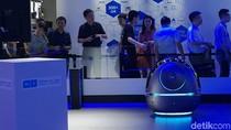Jika Robot Jadi Pelayan Hotel