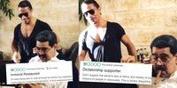 Layani Presiden Venezuela, Restoran 'Salt Bae' Dapat Ulasan Buruk