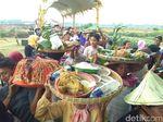 Ungkap Rasa Syukur, Petani Jepara Kirab 1.000 Ingkung
