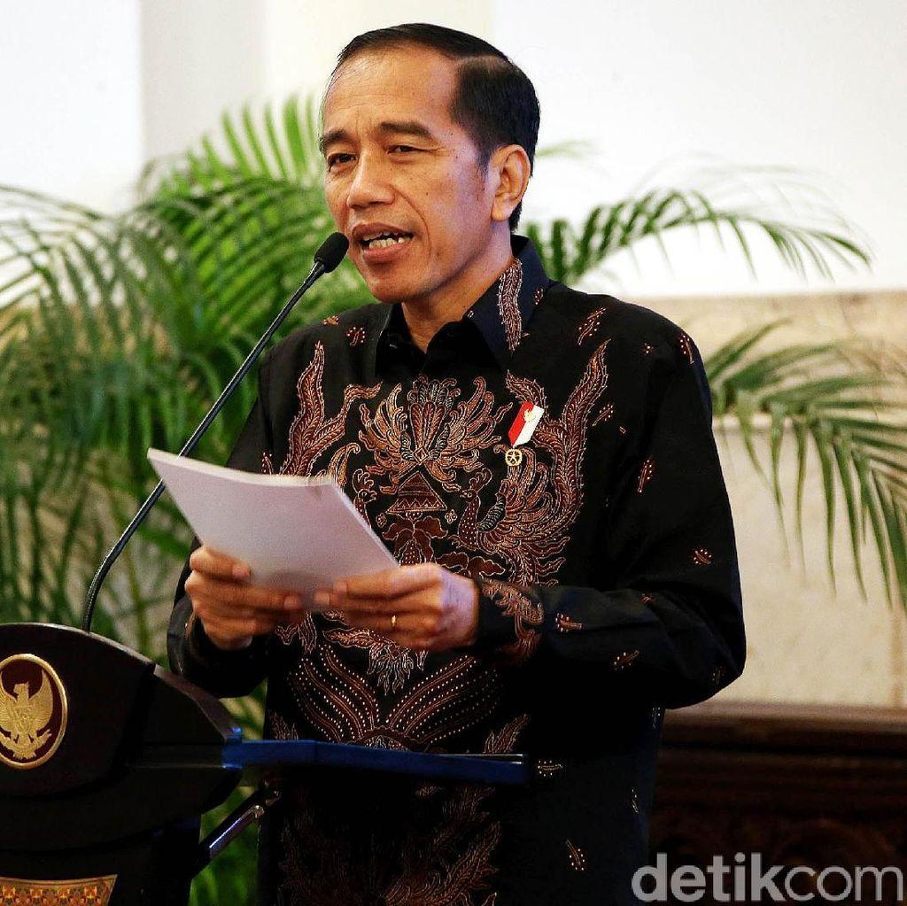 Perempuan di Jaktim Ngaku Tak Sadar Terobos Konvoi Jokowi